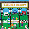 Farmers Market Painting
