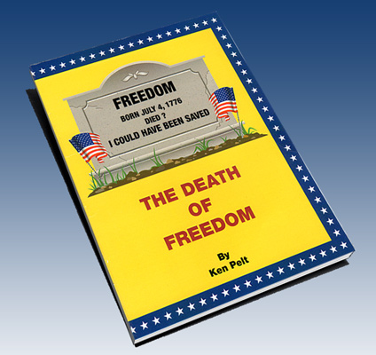 The Death of Freedom Cover Photo